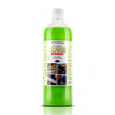 Optimum No Rinse Wash and Wax 946 ml