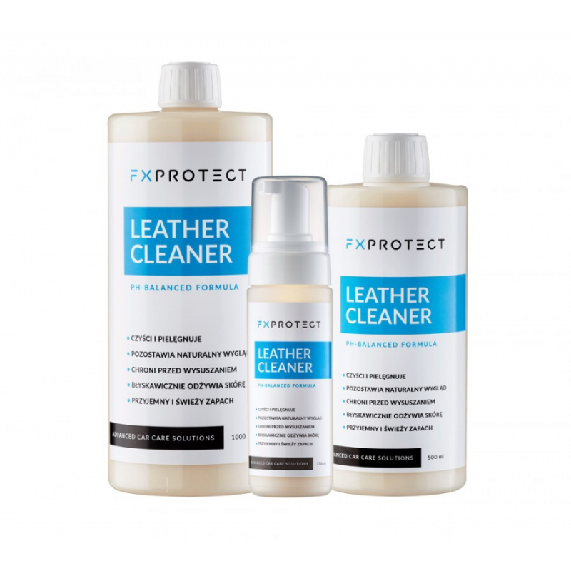 FX PROTECT LEATHER CLEANER