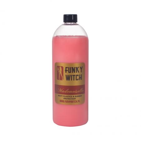 Funky Witch Mademoiselle Matt Plastics & Rubber Protectant 500 ml