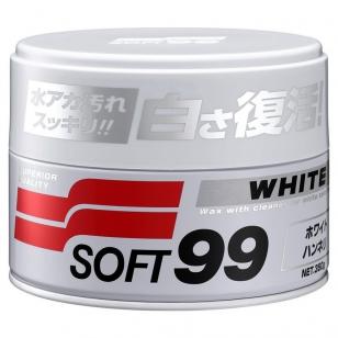 Soft99 Wax White 300 g