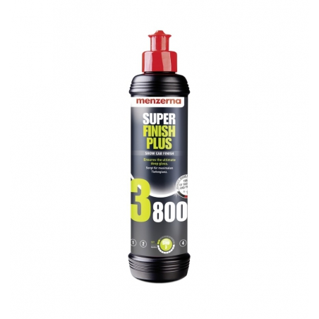 Menzerna Super Finish Plus 3800 - 250 ml