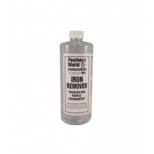 Poorboy's World Iron Remover 946 ml