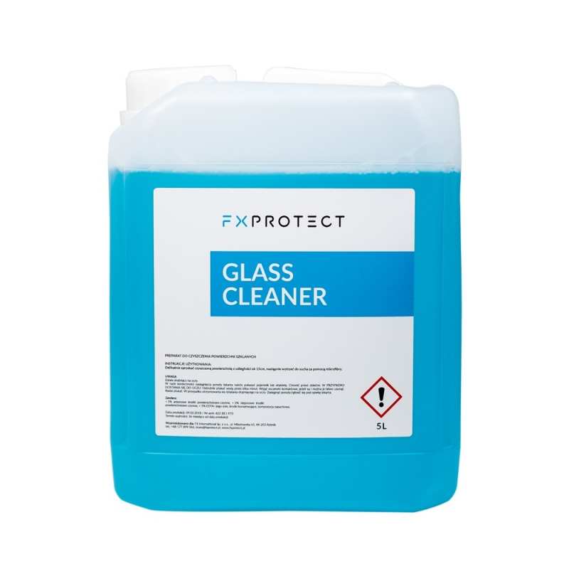 FX PROTECT GLASS CLEANER