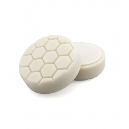 Flexipads Pro-Detail White Medium Light Polishing Pad - priemer 135 mm