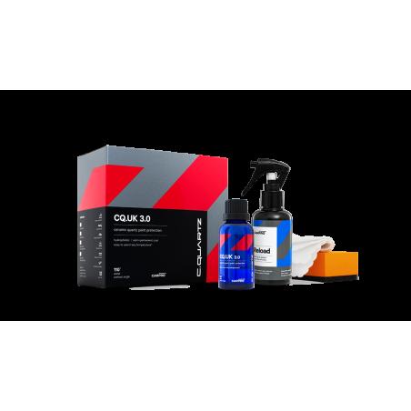 CarPro CQuartz UK Kit 3.0 - 50 ml + Reload 100 ml