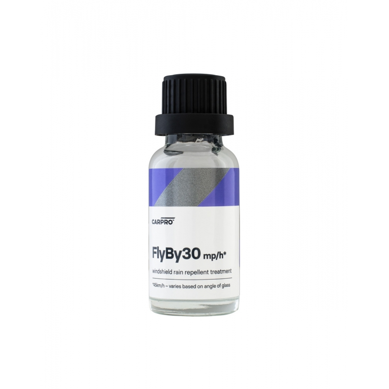 CarPro FlyBy30 Windshield and Glass Coating Kit 50 ml