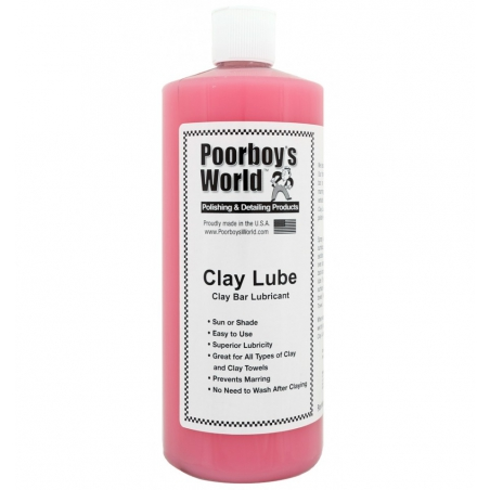 Poorboy's World Clay Lube 946 ml
