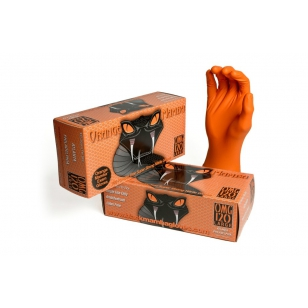 Black Mamba Orange XL 100 ks