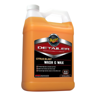 Meguiar's Citrus Blast Wash & Wax 3,78 l