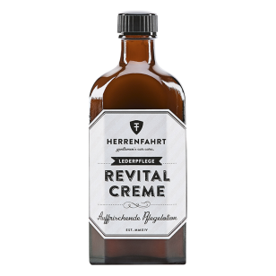 Herrenfahrt Revitalizing Leather Cream150 ml