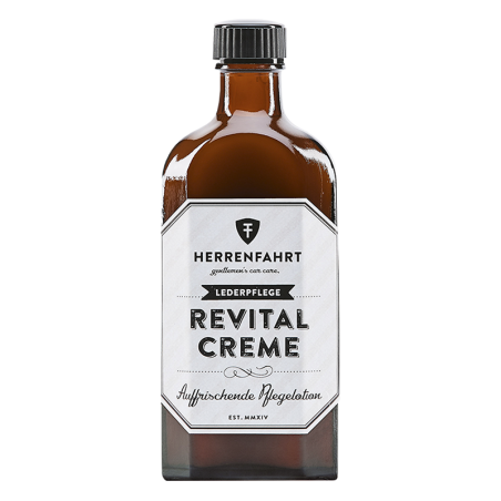 Herrenfahrt Revitalizing Leather Cream150 ml