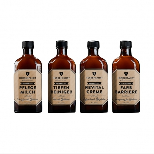 Herrenfahrt Leather Care Collection