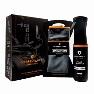 Herrenfahrt Ultimate Glass Cleaning Set