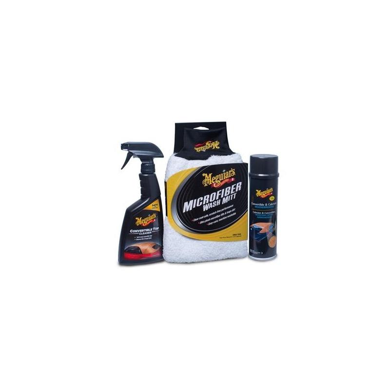Meguiars Convertible & Cabriolet Kit