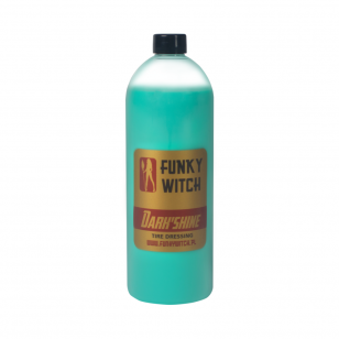 FUNKY WITCH DARK SHINE TIRE DRESSING