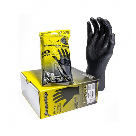 Black Mamba Torque Grip XL 10 ks