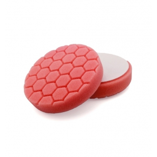 Flexipads Pro-Detail Red Ultra Fine Finishing Pad 135 mm
