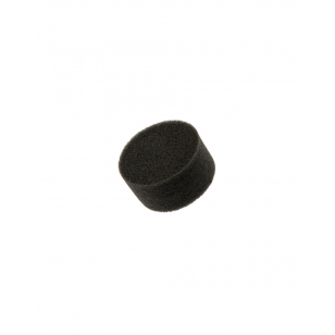 Flexipads X-Slim Black Micro Fine Buffering Pad 40 mm