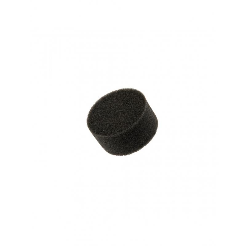 Flexipads X-Slim Black Micro Fine Buffering Pad 40 mm