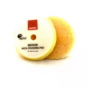 Rupesv Yellow Wool Polishing Pad Medium 130/145 mm