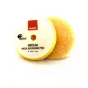Rupes Yellow Wool Polishing Pad Medium 130/145 mm