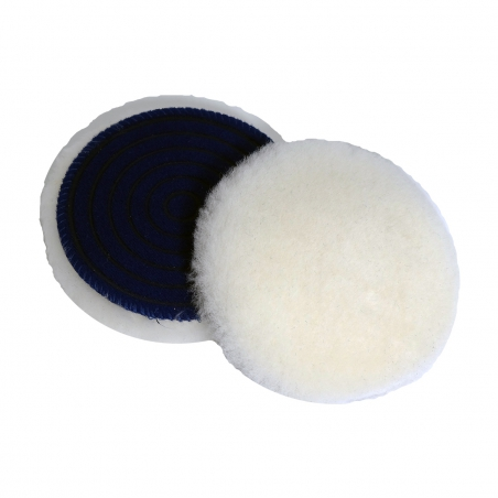 CarPro Cut & Shine Wool Pad 76 mm