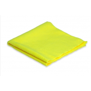 waxPro Microfibre Edgeless Yellow