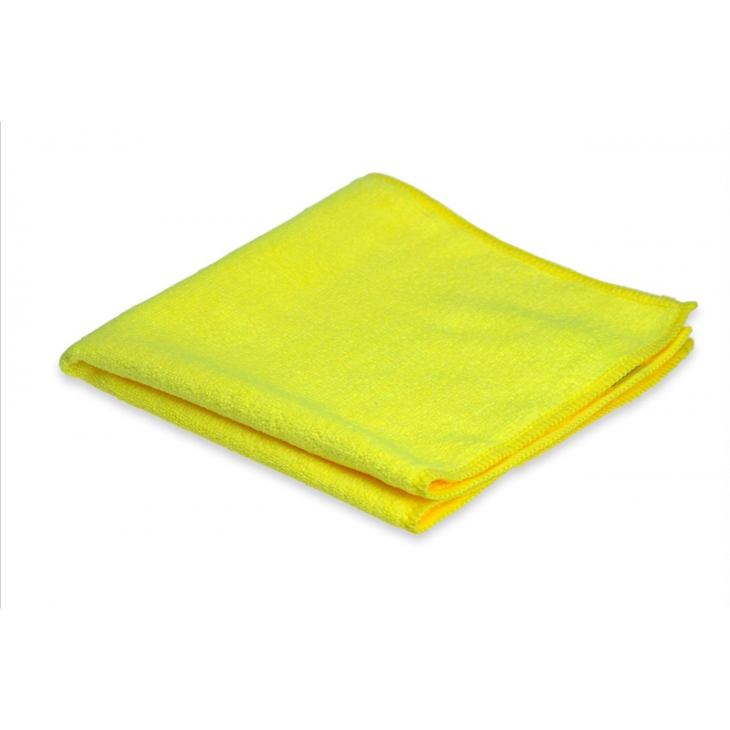 waxPro Microfiber Standard Yellow