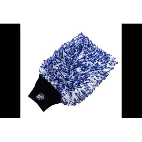 The Rag Company Cyclone Wash Mitt Blue