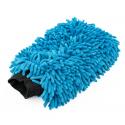The Rag Company Knobby Wash Mitt Blue