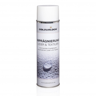 Colourlock Waterproofing Spray For Nubuck, Suede & Fabrics 500 ml