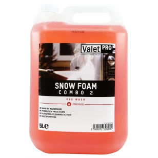 ValetPro Snow Foam Combo 2 5 L