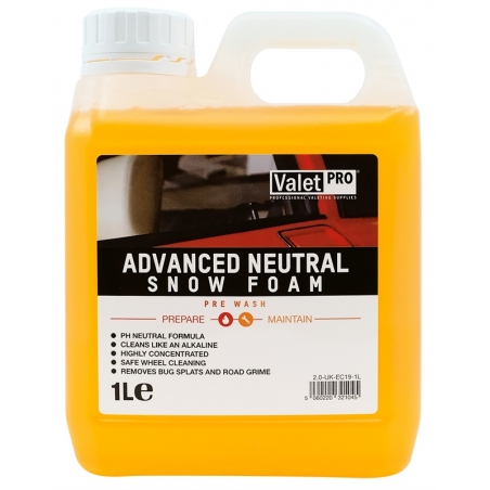 ValetPro Advanced Neutral Snow Foam 1000 ml
