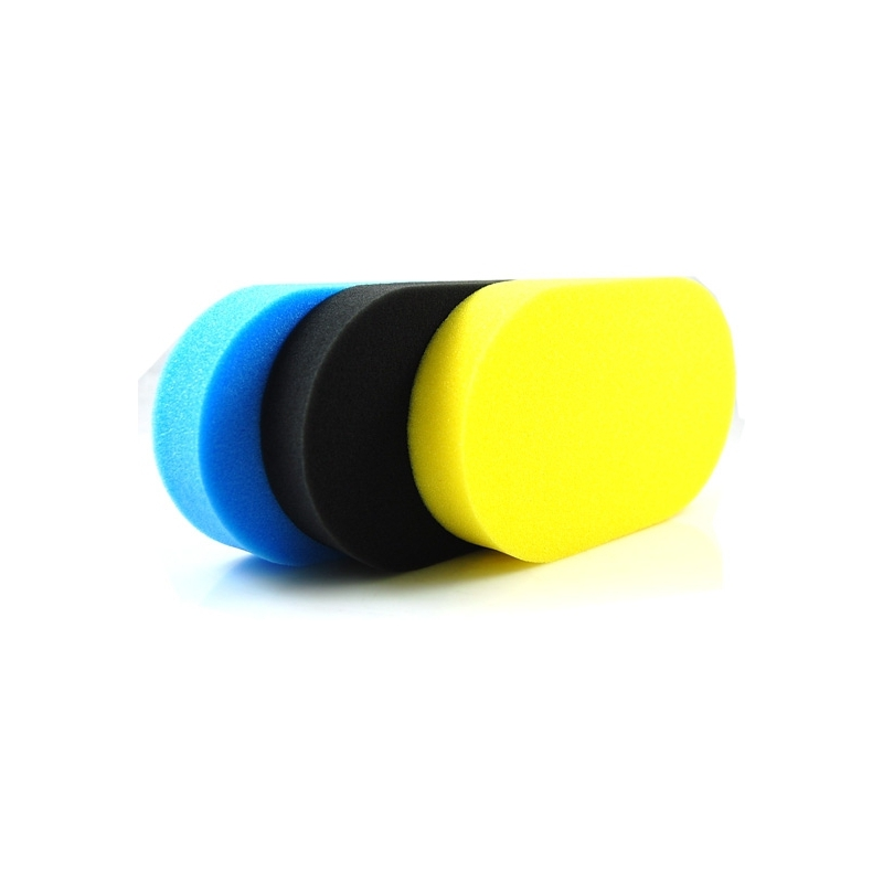 Monster Shine Hand Polishing Pads Set