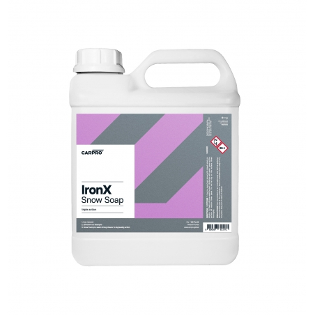 CarPro IronX Snow Soap 4 L
