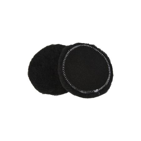 Lare Wool Polishing Pad Soft 125 mm