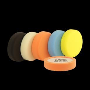 Lare Pad Flat Yellow 125/150 mm