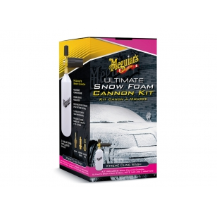 Meguiar's Ultimate Snow Foam Cannon Kit - Sada tlakového napeňovača a Meguiar's Ultimate Snow Foam 946 ml