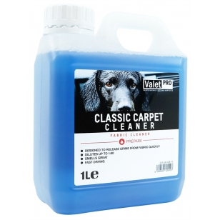 ValetPro Classic Carpet Cleaner 1000 ml