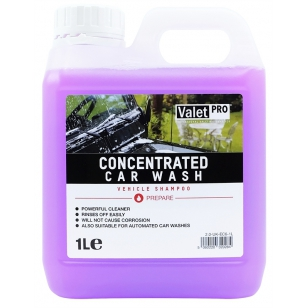ValetPro Concentrated Car Wash 1000 ml