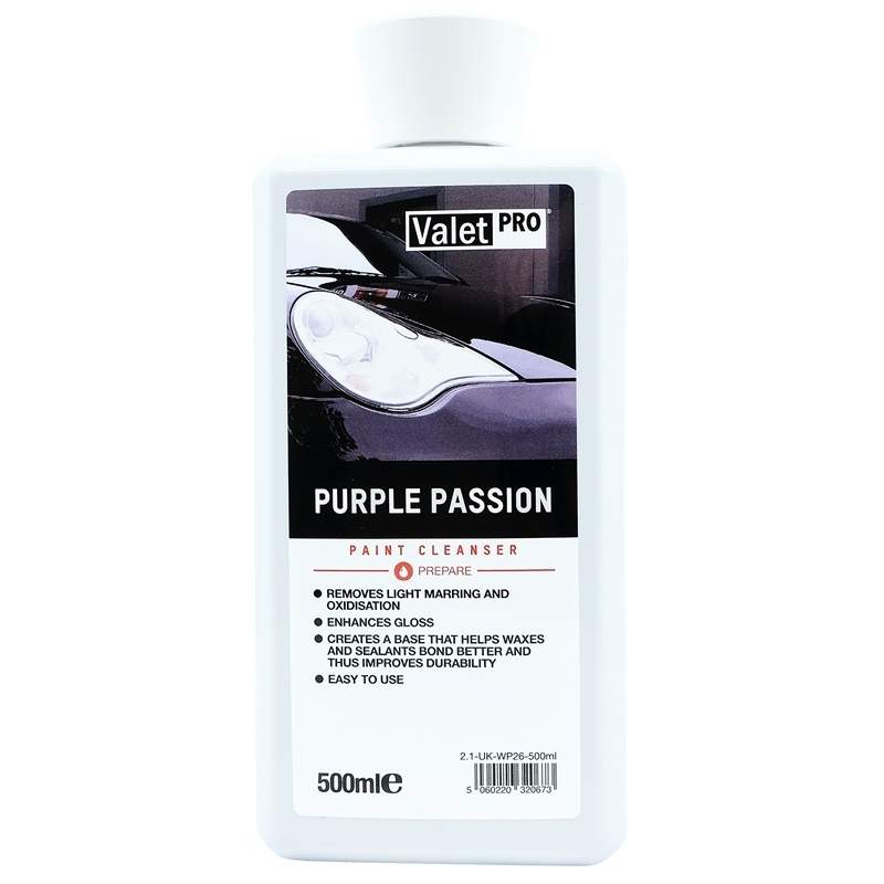 ValetPro Purple Passion 500 ml