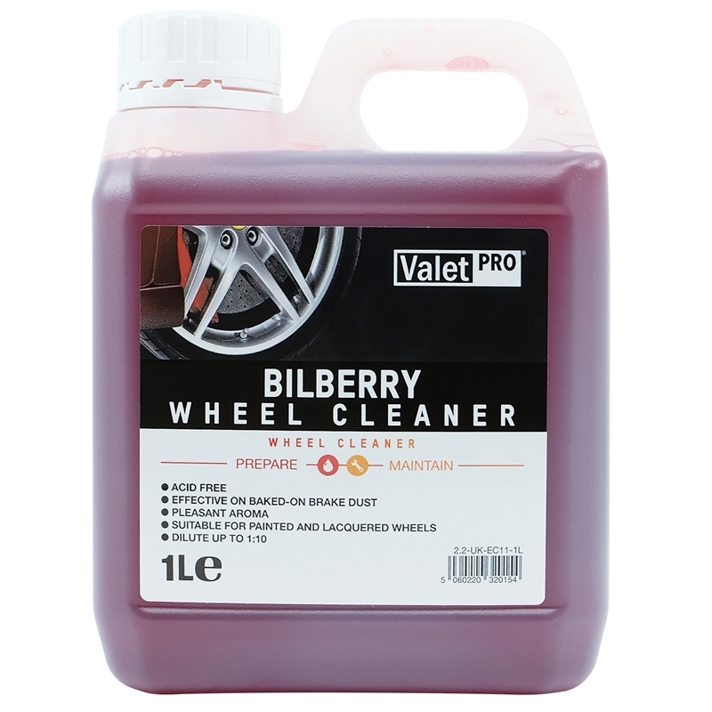 ValetPro Bilberry Wheel Cleaner 1000 ml