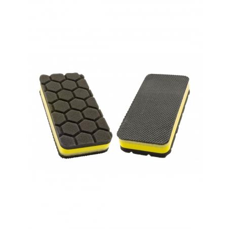 Flexipads Clay Pad Applicator Black Finishing