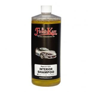 FinishKare 121 INTERIOR SHAMPOO