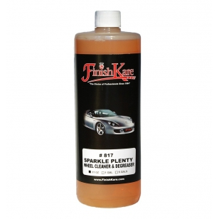 FinishKare 817 Sparkle Plenty Wheel Cleaner & Degreaser