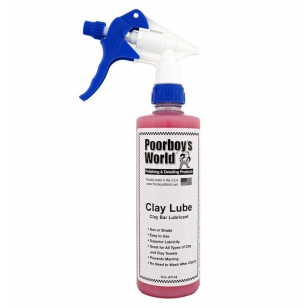 Poorboys World Clay Lube