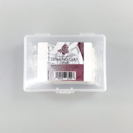 Dodo Juice Supernatural Detailing Clay Medium Grade 2 x 50 g