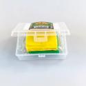 Dodo Juice Shear Genius Clay Bar Kit - Multi-grade Fine and Heavy Detailing Clays 2 x 50 g