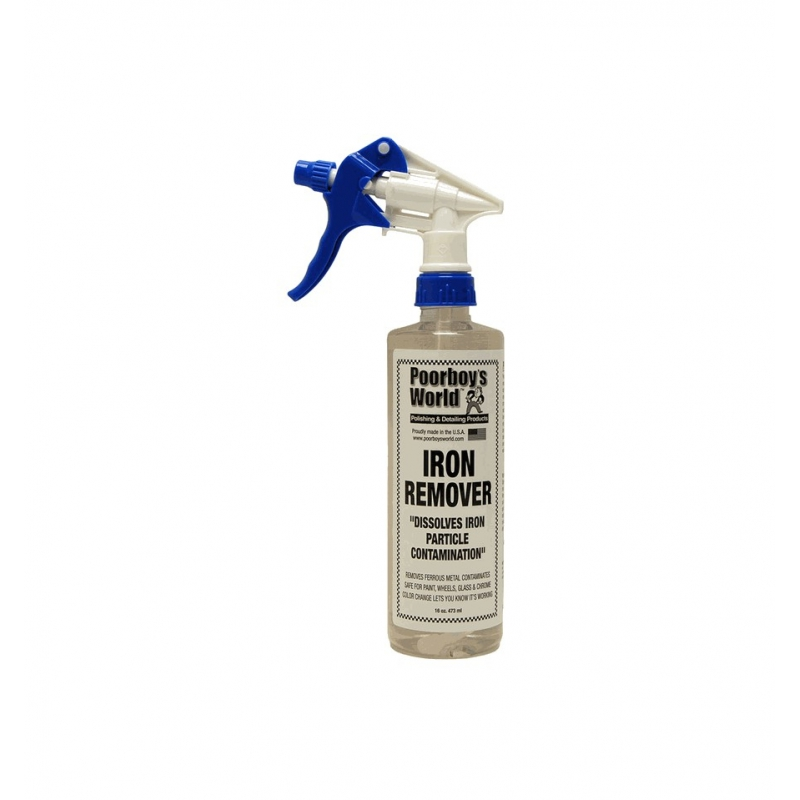 Poorboy's World Iron Remover