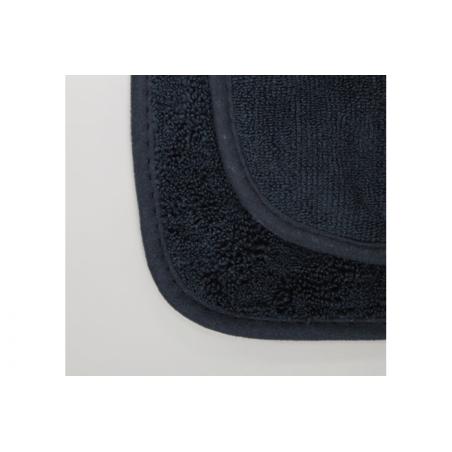 The Rag Company Spectrum 420 Dual Pile Microfiber Towel Black 41 x 41 cm